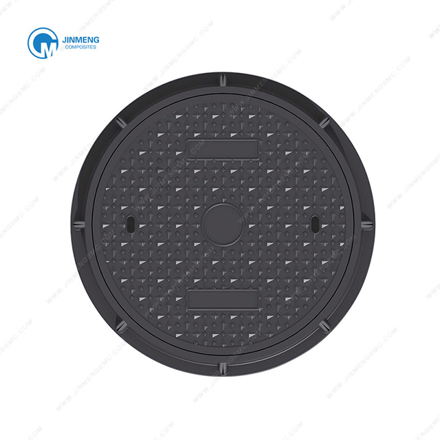 640mm Round Manhole Cover