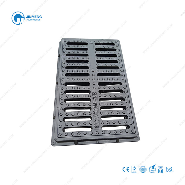 350x550mm Composite Gully Grating